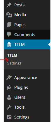 How to add a custom post type into the sub-menu of a custom menu